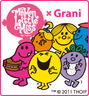 Mr. Men Little Miss × Grani